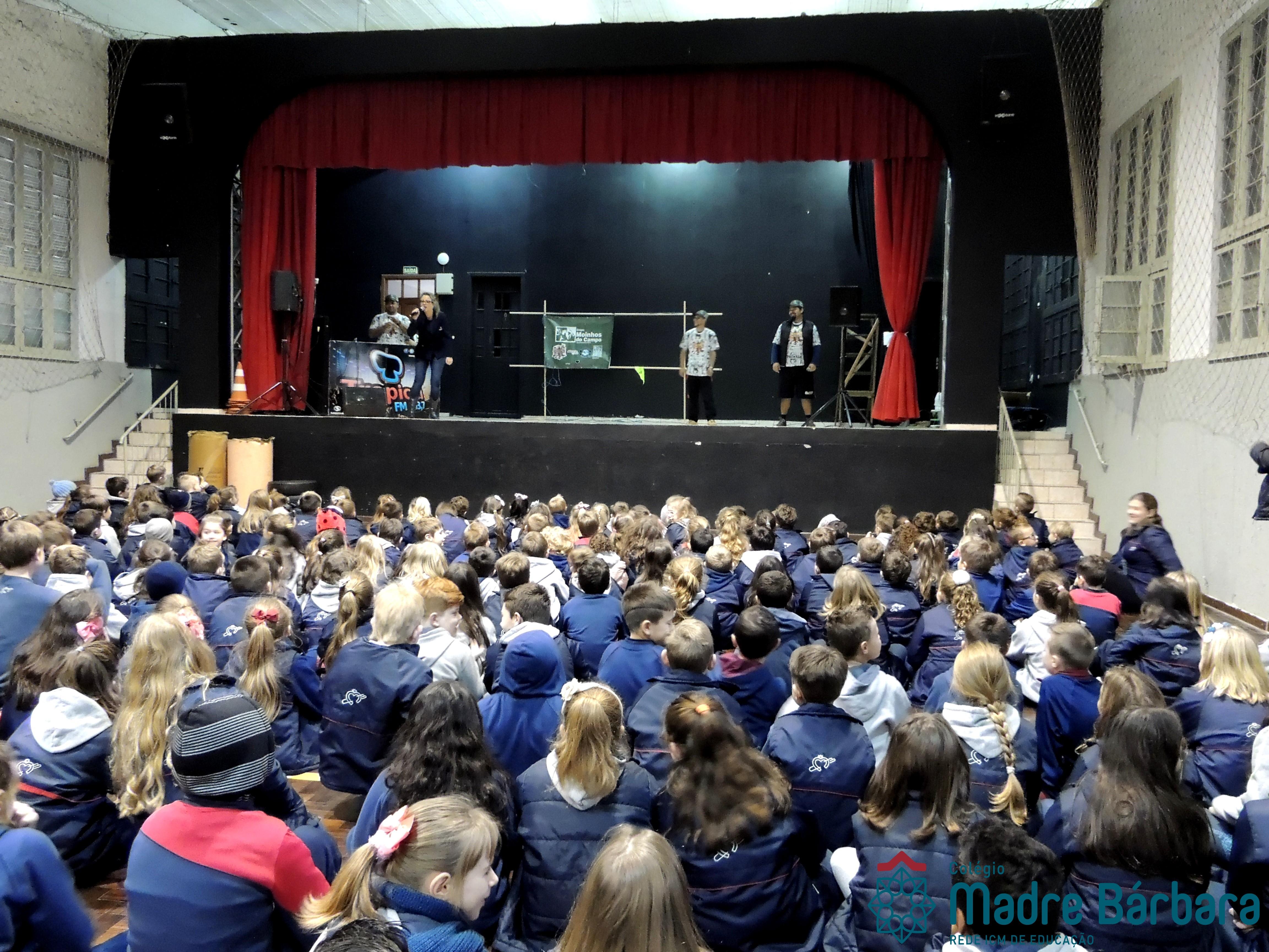 Dia do Agito – Comemoração Dia do Estudante