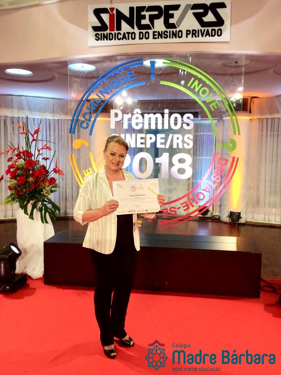9º Prêmio Inovação em Educação – Sinepe RS