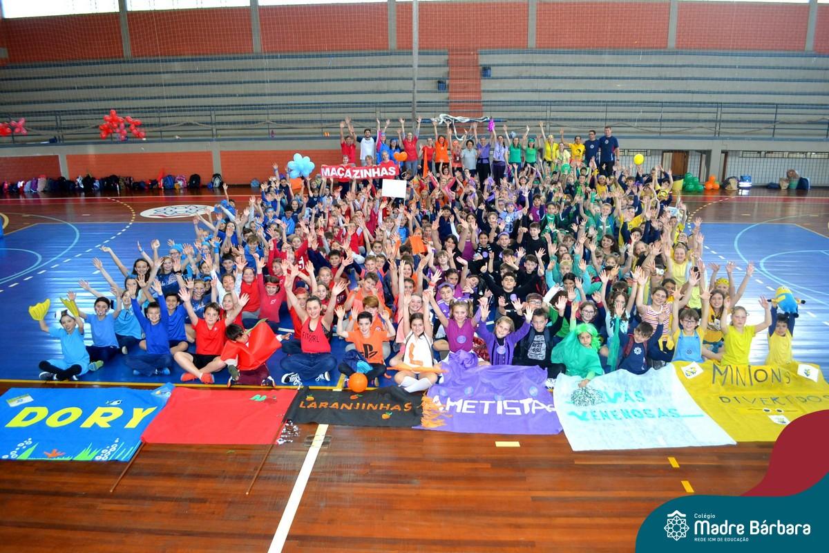 Jogos Cooperativos 2019