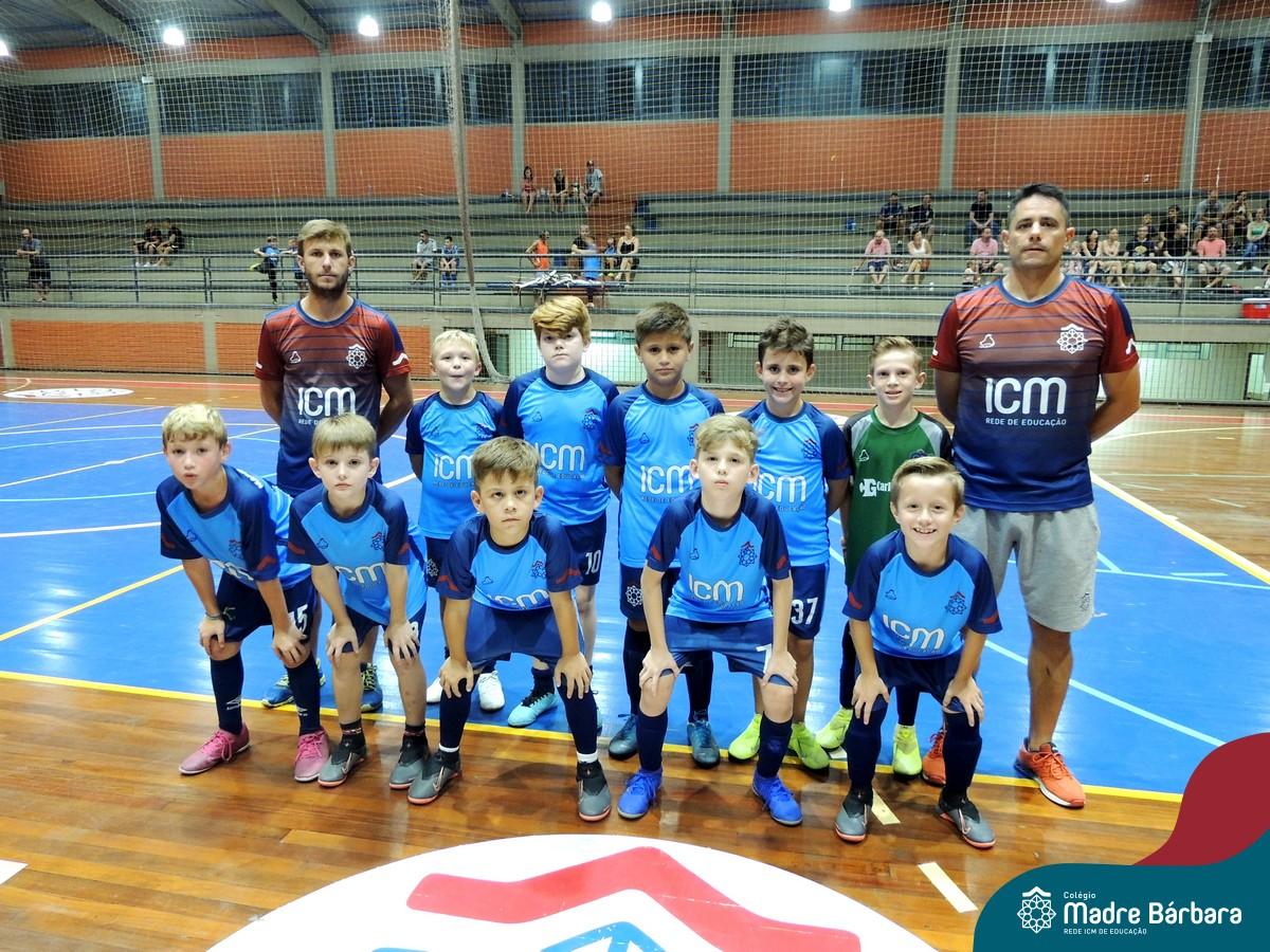 Fim de Semana de Futsal