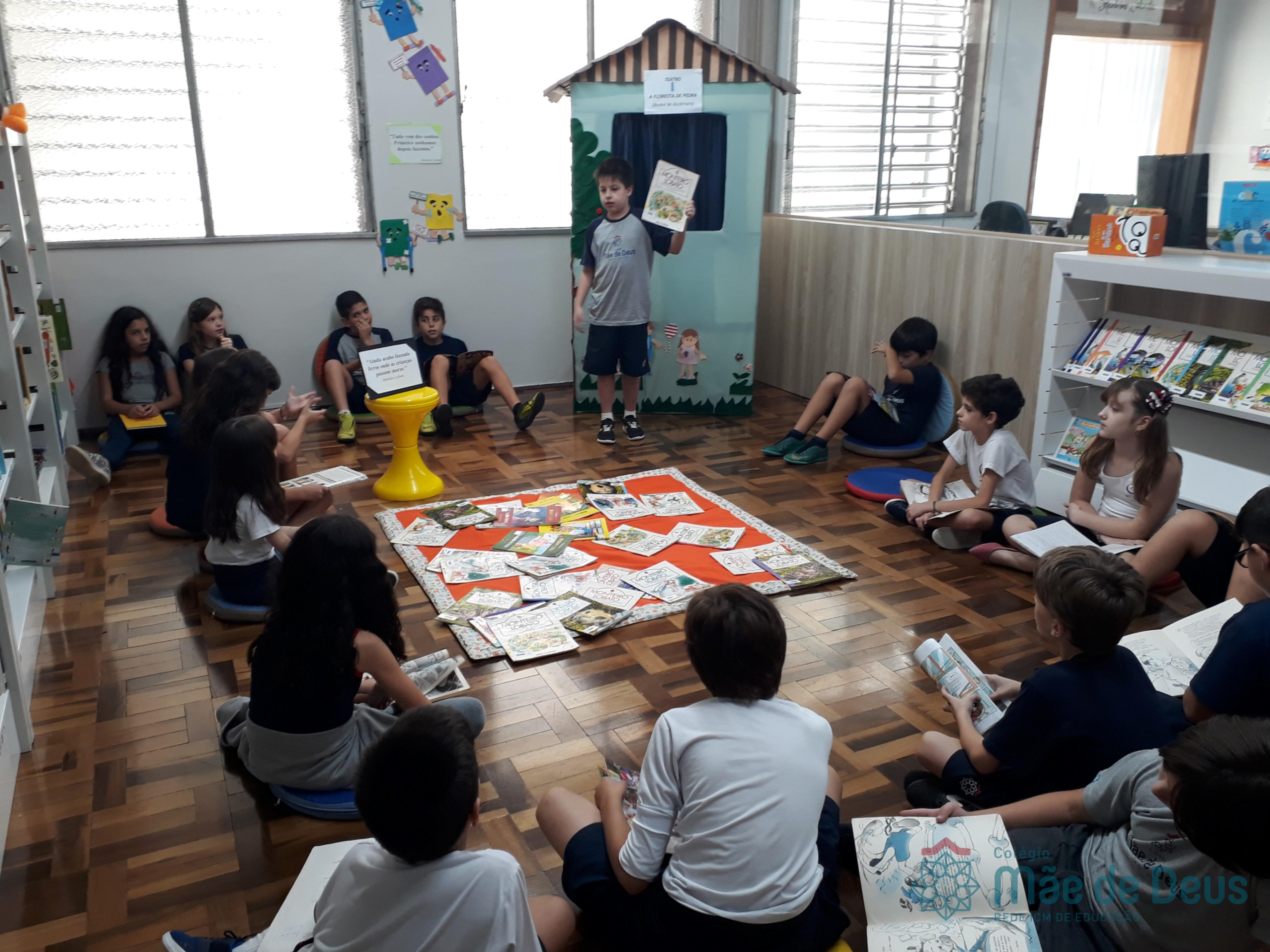Dia 18 de abril: Dia do Livro Infantil e aniversário de Monteiro Lobato