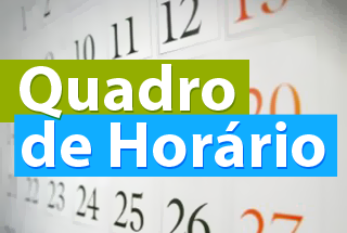 Grade de Horários – Calendário Hino Nacional, Letrus e Aulões 2018