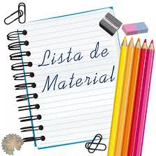 Lista de Material 2019 - Em construção