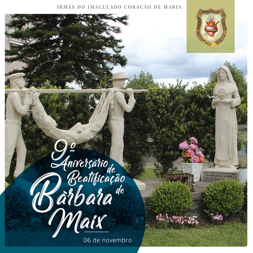 9º Aniversário de Beatificação de Bárbara Maix