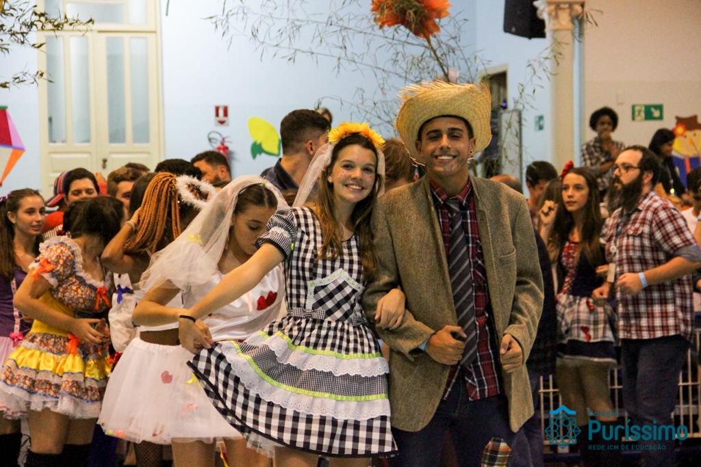 Festa Junina – Danças do Ensino Médio