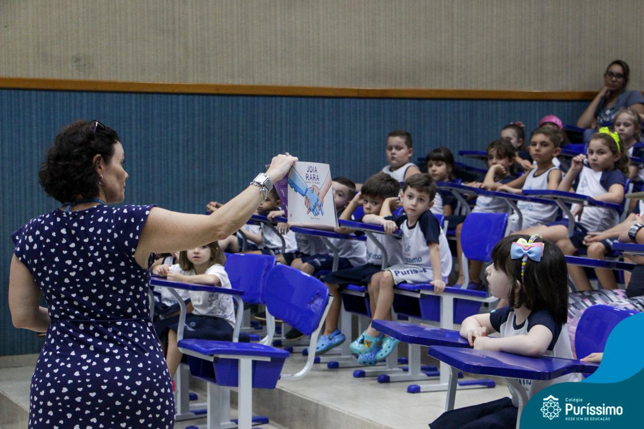 Assembleia da Educação Infantil e 1ºs anos
