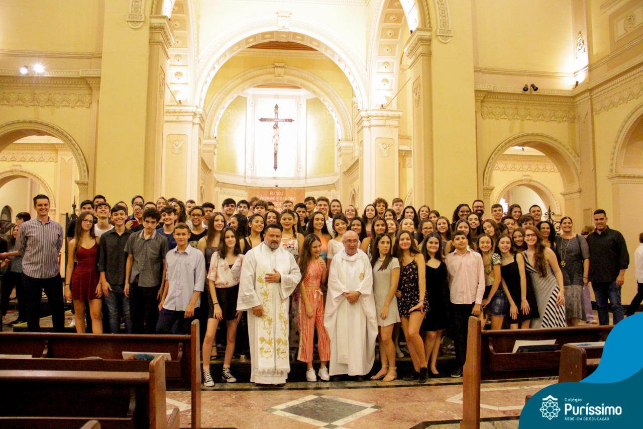 Missa de Ação de Graças – Formatura dos 9ºs anos
