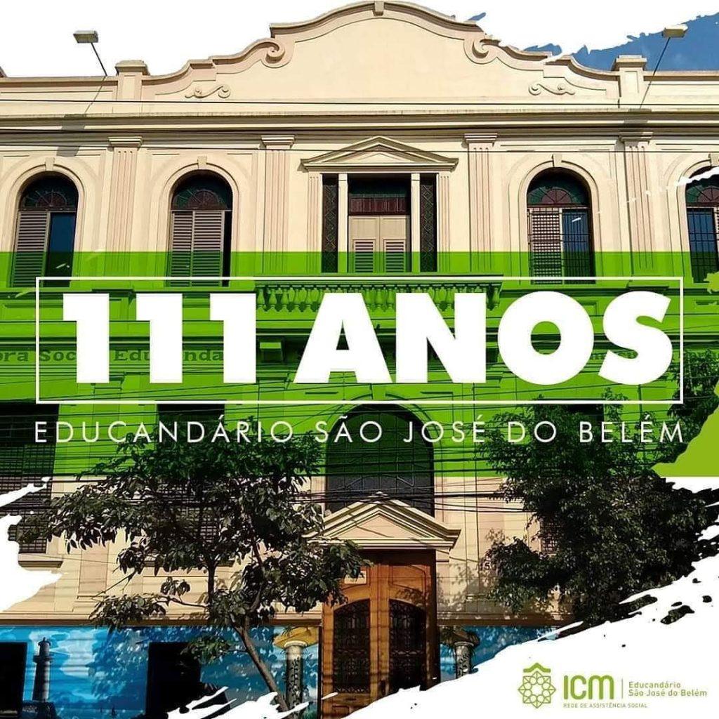 111 anos do Educandário
