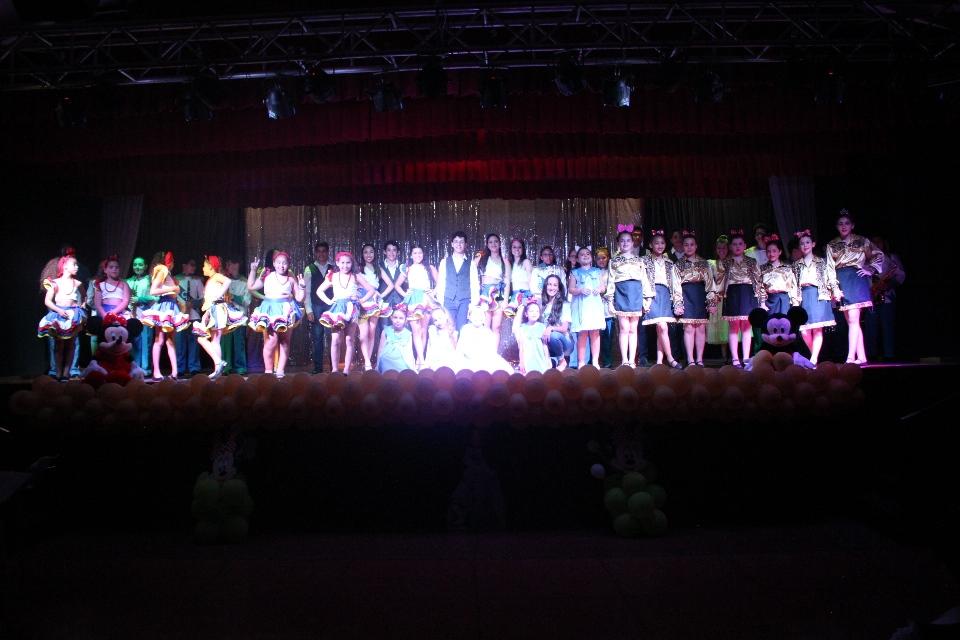 Show Folclore – Dance com Disney e Banda Musical
