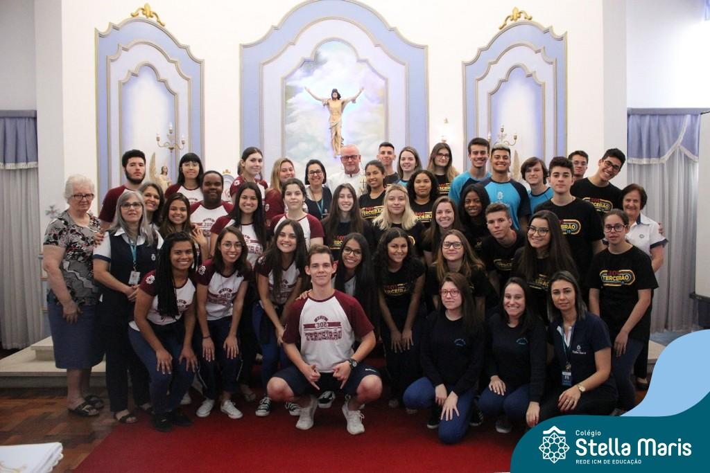 Missa em Ação de Graças – Formandos do Ensino Médio