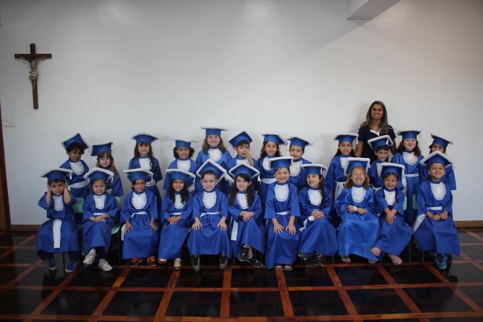 Prova de Toga da Educação Infantil – PRE2A