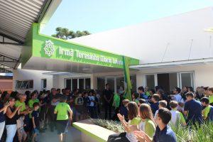 Colégio Coração de Maria ICM Nova Cantina 2019 08