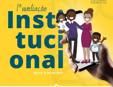 KV PRIMEIRA AVALIACAO INSTITUCIONAL – REDE ICM – SEGUNDO CARD – AUXILIADORA