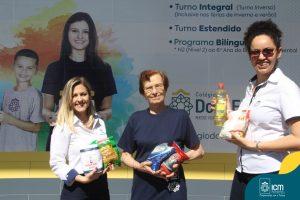 Doação Alimentos Colégio Dom Feliciano Dez 2010 (1)