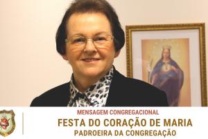 Irmã Marlise Hendges – Imaculado Coração de Maria 2020