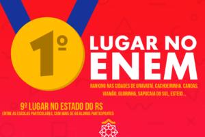 Colégio Dom Feliciano Enem 2019