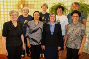 Conselho Geral Irmãs do Imaculado Coração de Maria 2021-2026