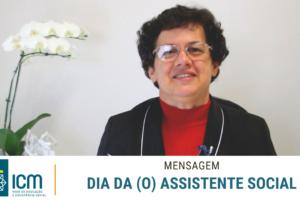 Dia da Assistente Social – Irmã Bernardete