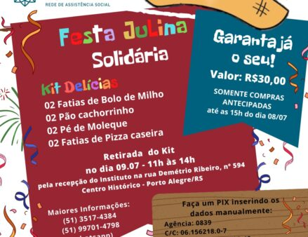 Festa Julina Instituto Providência