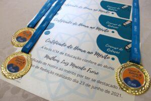 Concurso de Redação Rede ICM – Ensino Médio