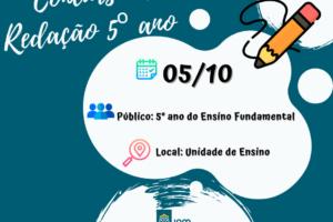 Redação – 5º ano_facebook