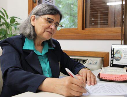 Mensagem Irmã Maria Freire da Silva Professores